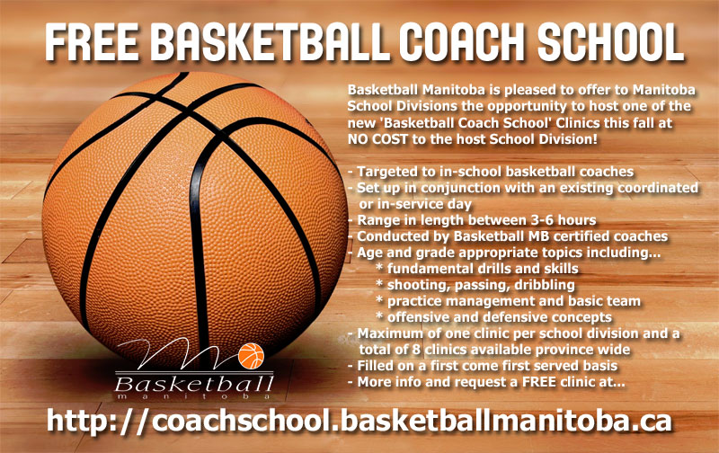Basketball Coach School