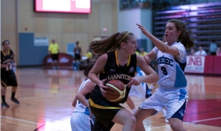 Bison women's basketball team recruits Christina Posthumus for the upcoming 2013-14 season