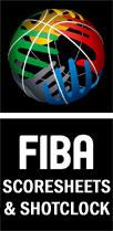 FIBA Scoresheets